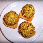 Bolitas crujientes de queso y anchoa 2