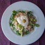 Ensalada de arroz Carmen Gil
