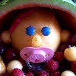 Cestita de frutas